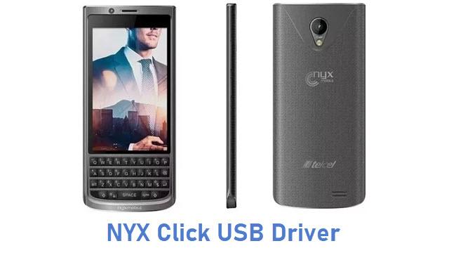 NYX Click USB Driver