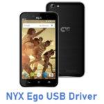 NYX Ego USB Driver