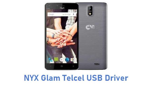 NYX Glam Telcel USB Driver