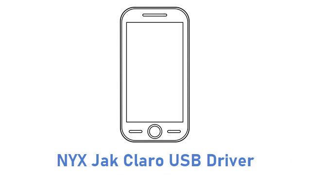 NYX Jak Claro USB Driver