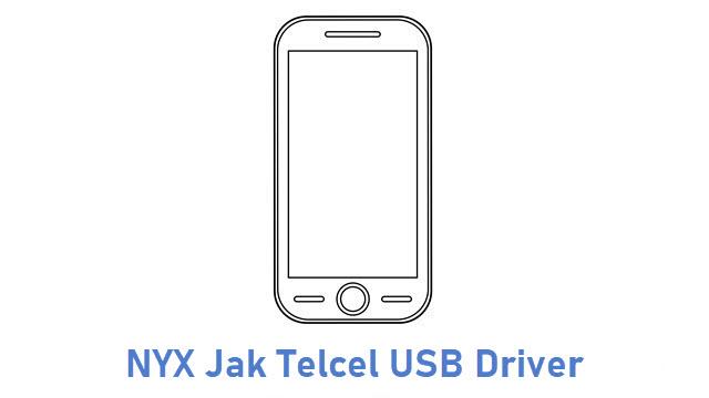 NYX Jak Telcel USB Driver