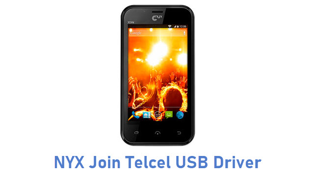 NYX Join Telcel USB Driver