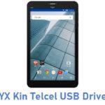 NYX Kin Telcel USB Driver