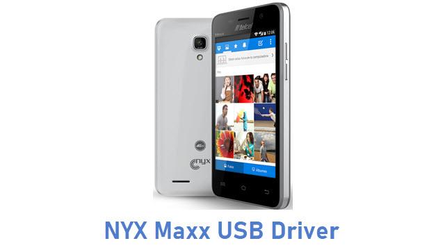NYX Maxx USB Driver