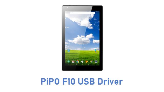 PiPO F10 USB Driver