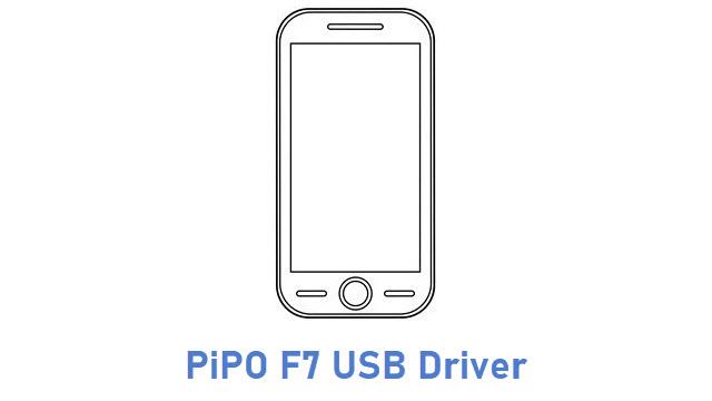 PiPO F7 USB Driver