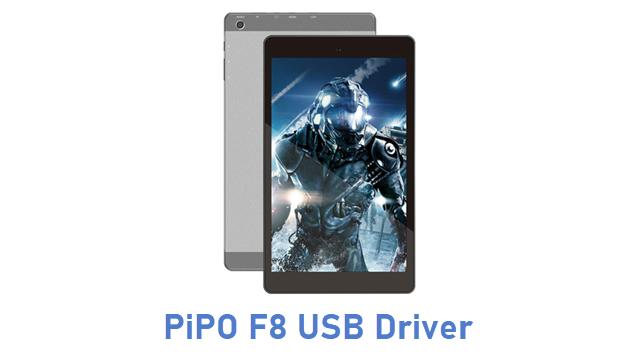 PiPO F8 USB Driver