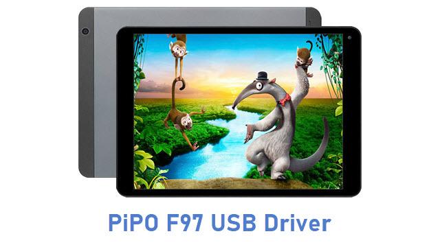 PiPO F97 USB Driver