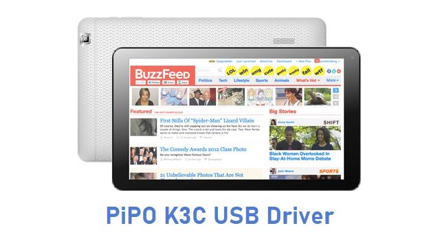 PiPO K3C USB Driver
