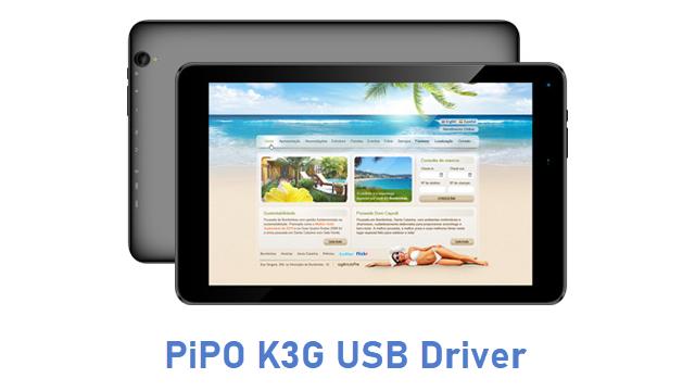 PiPO K3G USB Driver
