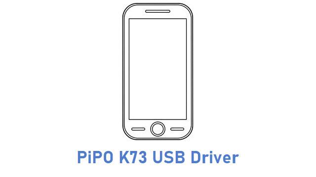 PiPO K73 USB Driver