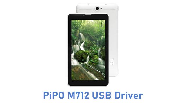 PiPO M712 USB Driver