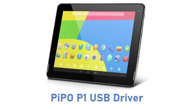 PiPO P1 USB Driver