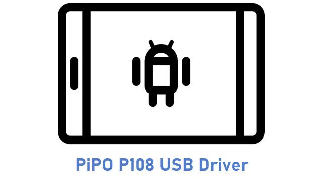 PiPO P108 USB Driver