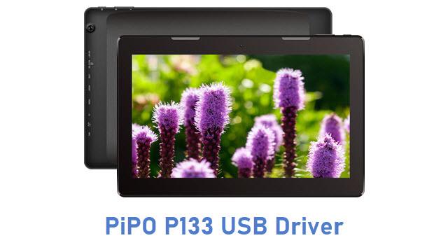 PiPO P133 USB Driver