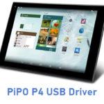 PiPO P4 USB Driver