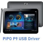 PiPO P9 USB Driver