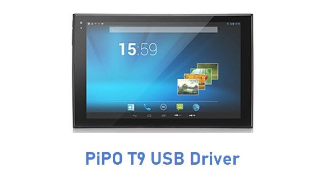 PiPO T9 USB Driver