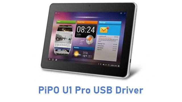 PiPO U1 Pro USB Driver