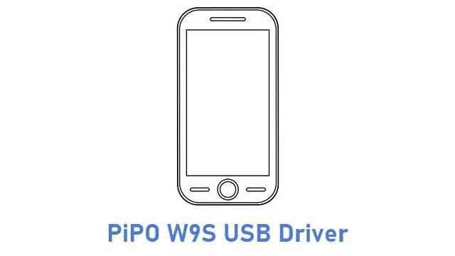 PiPO W9S USB Driver