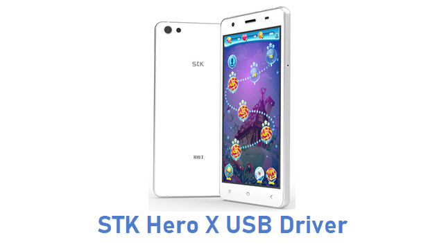 STK Hero X USB Driver