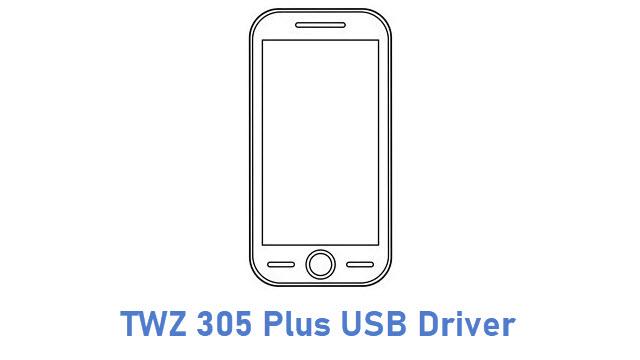 TWZ 305 Plus USB Driver