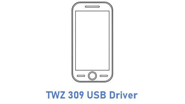 TWZ 309 USB Driver
