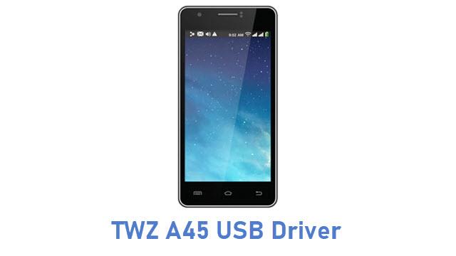 TWZ A45 USB Driver