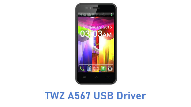TWZ A567 USB Driver
