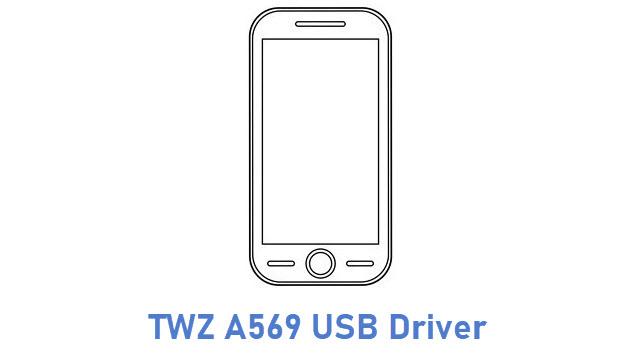 TWZ A569 USB Driver