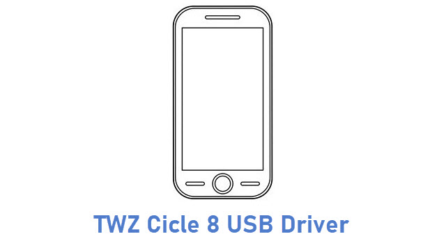 TWZ Cicle 8 USB Driver