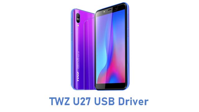TWZ U27 USB Driver