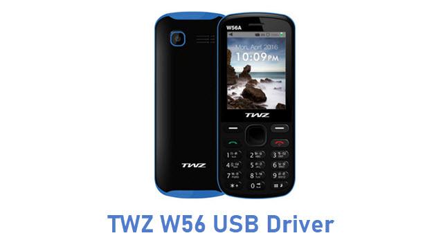 TWZ W56 USB Driver