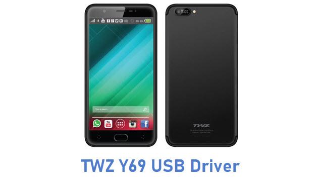 TWZ Y69 USB Driver
