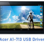 Acer A1-713 USB Driver