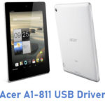 Acer A1-811 USB Driver