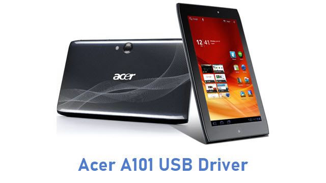 Acer A101 USB Driver