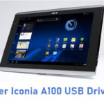 Acer Iconia A100 USB Driver
