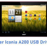 Acer Iconia A200 USB Driver