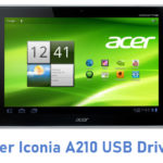 Acer Iconia A210 USB Driver