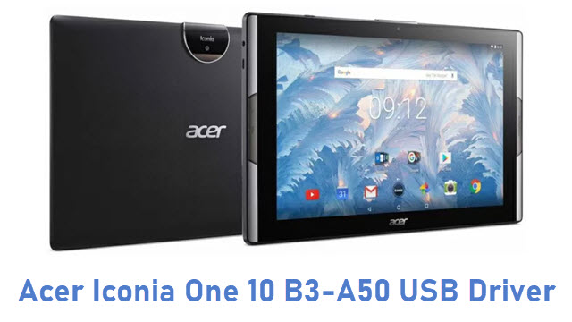 Acer Iconia One 10 B3-A50 USB Driver
