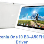 Acer Iconia One 10 B3-A50FHD USB Driver