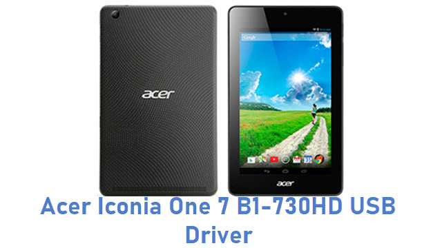 Acer Iconia One 7 B1-730HD USB Driver