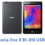 Acer Iconia One 8 B1-810 USB Driver