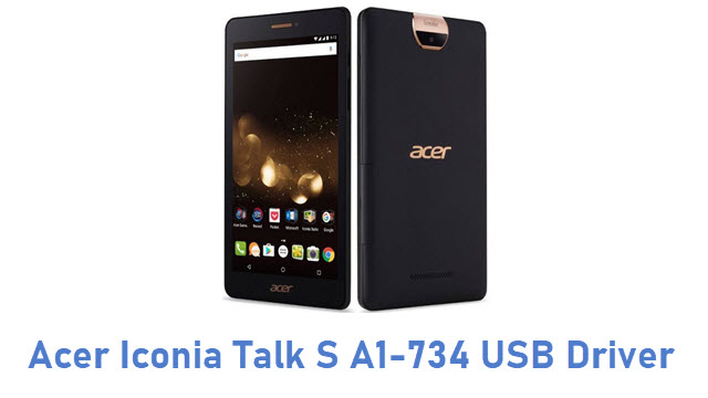 Acer Iconia Talk S A1-734 USB Driver