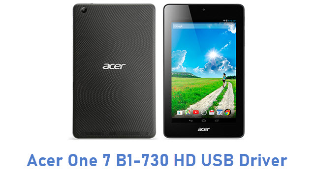 Acer One 7 B1-730 HD USB Driver
