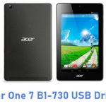 Acer One 7 B1-730 USB Driver