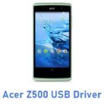Acer Z500 USB Driver