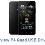 Allview P4 Quad USB Driver