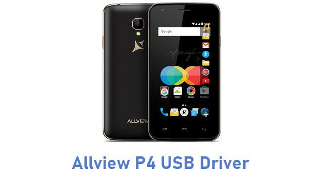 Allview P4 USB Driver